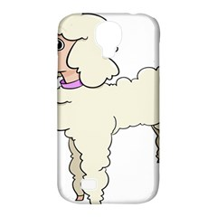 Poodle Dog Breed Cute Adorable Samsung Galaxy S4 Classic Hardshell Case (pc+silicone)