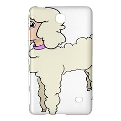 Poodle Dog Breed Cute Adorable Samsung Galaxy Tab 4 (8 ) Hardshell Case