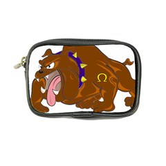 Bulldog Cartoon Angry Dog Coin Purse