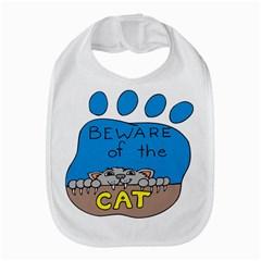 Cat Print Paw Pet Animal Claws Bib