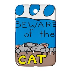 Cat Print Paw Pet Animal Claws Samsung Galaxy Note 8 0 N5100 Hardshell Case