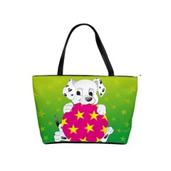 Dalmatians Dog Puppy Animal Pet Shoulder Handbags