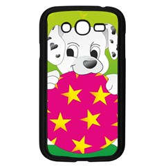 Dalmatians Dog Puppy Animal Pet Samsung Galaxy Grand Duos I9082 Case (black)