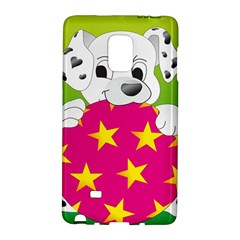 Dalmatians Dog Puppy Animal Pet Galaxy Note Edge