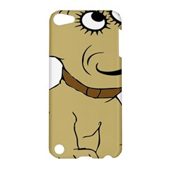 Dog Cute Sitting Puppy Pet Apple Ipod Touch 5 Hardshell Case
