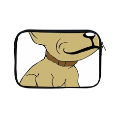 Dog Cute Sitting Puppy Pet Apple Ipad Mini Zipper Cases