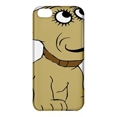 Dog Cute Sitting Puppy Pet Apple Iphone 5c Hardshell Case