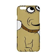 Dog Cute Sitting Puppy Pet Apple Iphone 6/6s Hardshell Case