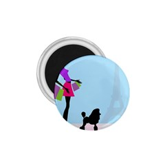 Woman Girl Lady Female Young 1 75  Magnets