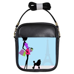 Woman Girl Lady Female Young Girls Sling Bags