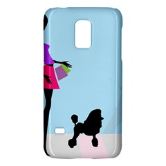 Woman Girl Lady Female Young Galaxy S5 Mini