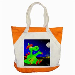 Dragon Grisu Mythical Creatures Accent Tote Bag