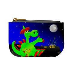 Dragon Grisu Mythical Creatures Mini Coin Purses