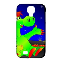 Dragon Grisu Mythical Creatures Samsung Galaxy S4 Classic Hardshell Case (pc+silicone)