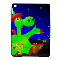 Dragon Grisu Mythical Creatures Ipad Air 2 Hardshell Cases by Nexatart