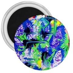 Lilac 3 3  Magnets by bestdesignintheworld
