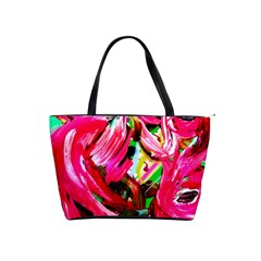 Flamingo   Child Of Dawn 5 Shoulder Handbags by bestdesignintheworld