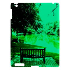 Hot Day In Dallas 24 Apple Ipad 3/4 Hardshell Case by bestdesignintheworld