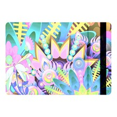 Floral Pattern Tropical Hawaiian Retro  Apple Ipad Pro 10 5   Flip Case by CrypticFragmentsColors