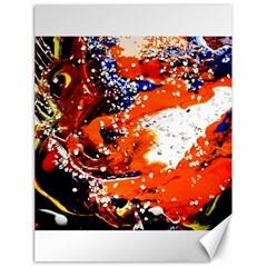 Smashed Butterfly 2 Canvas 18  X 24   by bestdesignintheworld