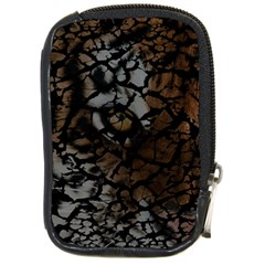Earth Texture Tiger Shades Compact Camera Cases by LoolyElzayat