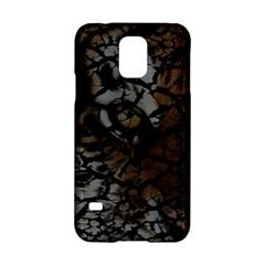 Earth Texture Tiger Shades Samsung Galaxy S5 Hardshell Case  by LoolyElzayat