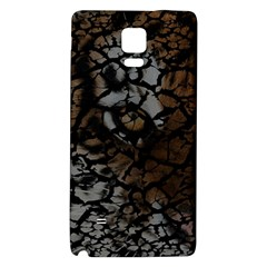 Earth Texture Tiger Shades Galaxy Note 4 Back Case