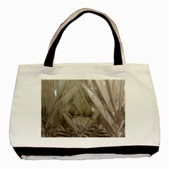 Cut Crystal Basic Tote Bag (two Sides) by DeneWestUK