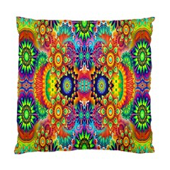 Artwork By Patrick Colorful 47 Standard Cushion Case (two Sides)