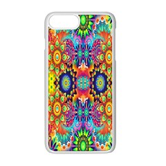 Artwork By Patrick Colorful 47 Apple Iphone 8 Plus Seamless Case (white)