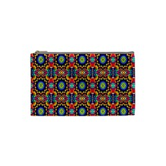 Artwork By Patrick Colorful 47 1 Cosmetic Bag (small)