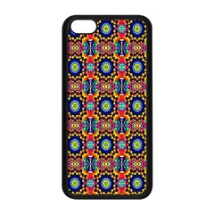 Artwork By Patrick Colorful 47 1 Apple Iphone 5c Seamless Case (black)