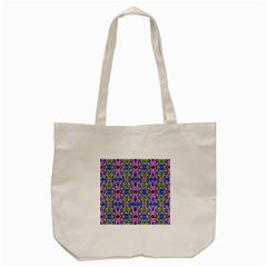 Artwork By Patrick Colorful 48 Tote Bag (cream)