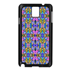 Artwork By Patrick Colorful 48 Samsung Galaxy Note 3 N9005 Case (black)
