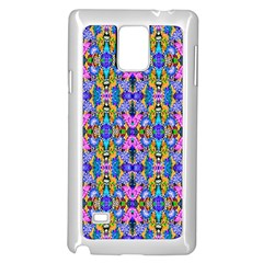 Artwork By Patrick Colorful 48 Samsung Galaxy Note 4 Case (white)