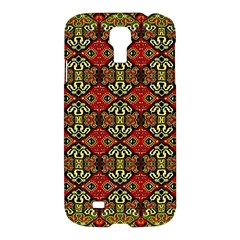 Artwork By Patrick Colorful 49 Samsung Galaxy S4 I9500/i9505 Hardshell Case