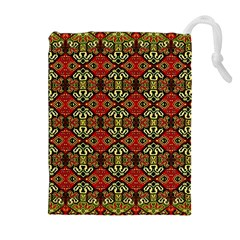 Artwork By Patrick Colorful 49 Drawstring Pouches (extra Large)