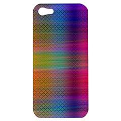 Colorful Sheet Apple Iphone 5 Hardshell Case