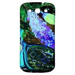 Lilac And Lillies 1 Samsung Galaxy S3 S Iii Classic Hardshell Back Case by bestdesignintheworld