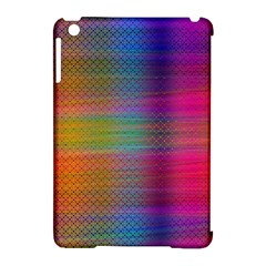 Colorful Sheet Apple Ipad Mini Hardshell Case (compatible With Smart Cover)