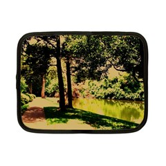 Hot Day In Dallas 25 Netbook Case (small)  by bestdesignintheworld