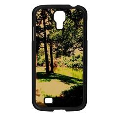 Hot Day In Dallas 25 Samsung Galaxy S4 I9500/ I9505 Case (black) by bestdesignintheworld
