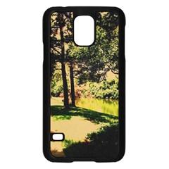 Hot Day In Dallas 25 Samsung Galaxy S5 Case (black) by bestdesignintheworld