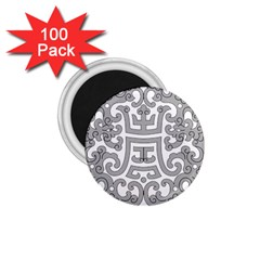 Chinese Traditional Pattern 1 75  Magnets (100 Pack)