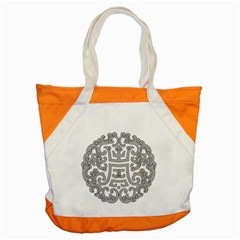 Chinese Traditional Pattern Accent Tote Bag