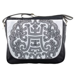 Chinese Traditional Pattern Messenger Bags