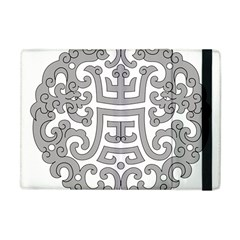 Chinese Traditional Pattern Apple Ipad Mini Flip Case