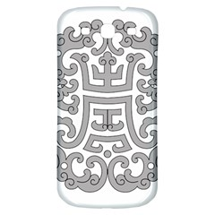 Chinese Traditional Pattern Samsung Galaxy S3 S Iii Classic Hardshell Back Case