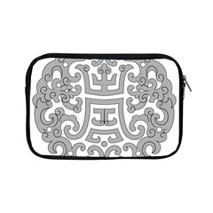 Chinese Traditional Pattern Apple Ipad Mini Zipper Cases