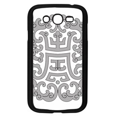 Chinese Traditional Pattern Samsung Galaxy Grand Duos I9082 Case (black)